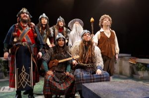 The Hobbit Globe Theatre full cast
