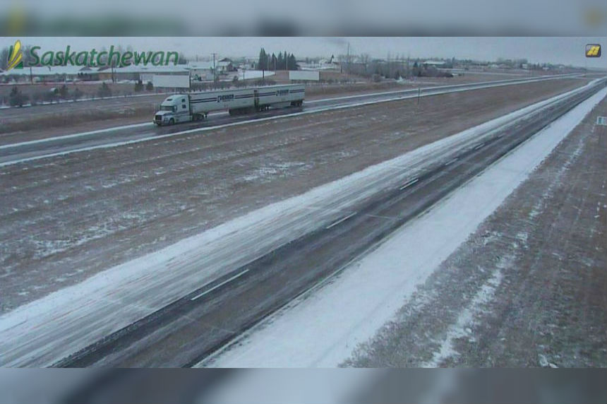 Light snow, rain before mid-week cool down in Sask.