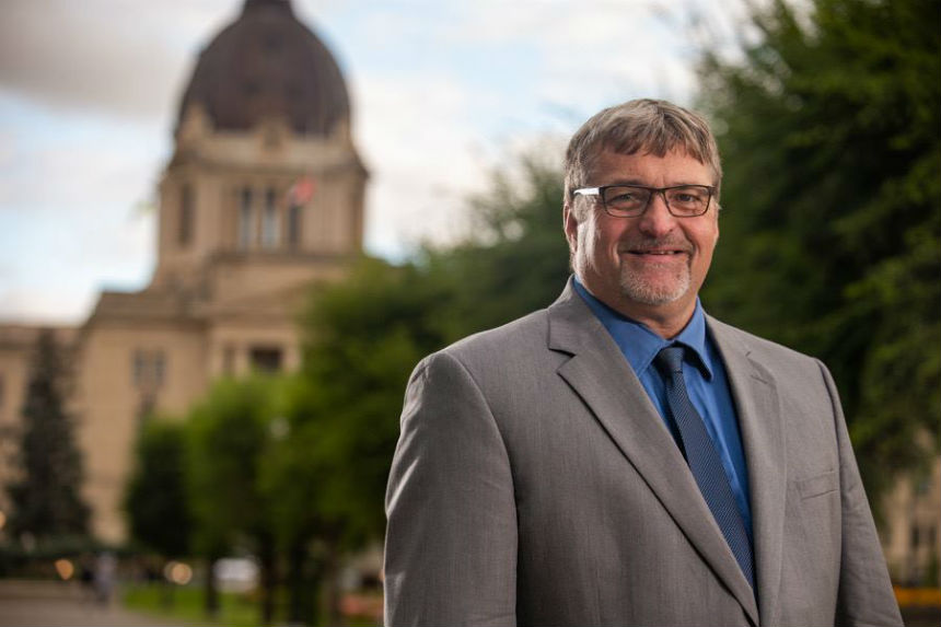 Progressive Conservative Party of Sask. elect Ken Grey as new leader