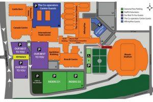Ezrav parking plan