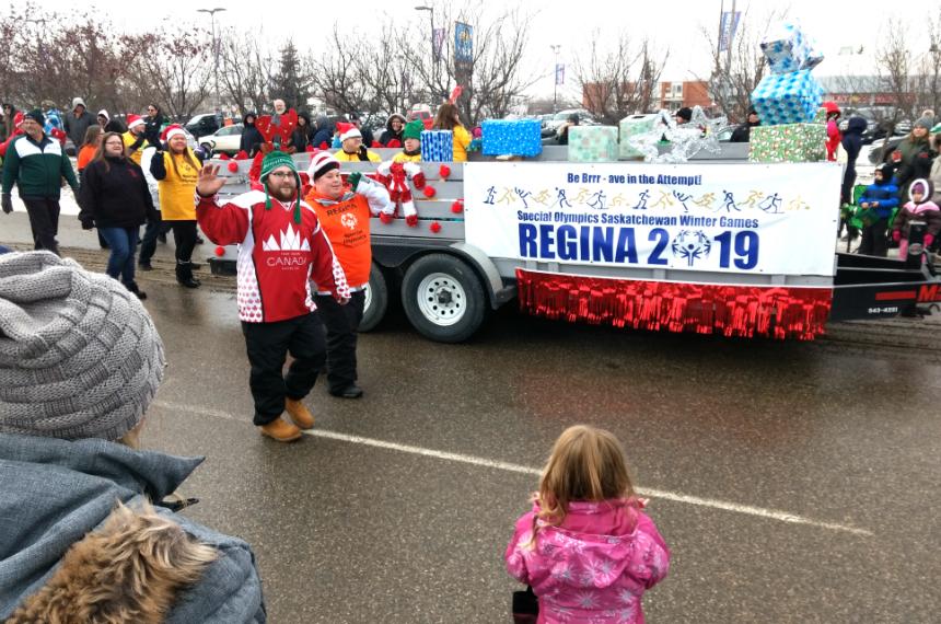 Saved by new sponsor, Regina Santa Claus Parade draws crowd