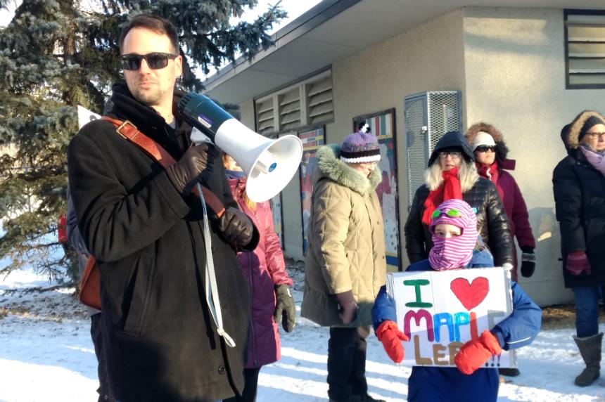 Regina's Heritage community rallies to save Maple Leaf Pool