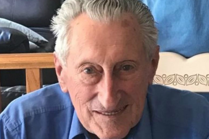 Missing 93-year-old man found dead