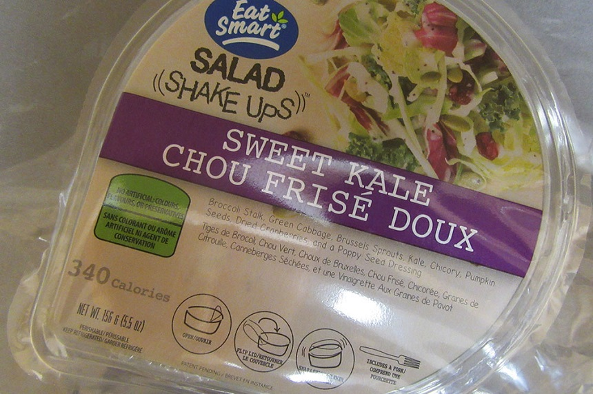 More Eat Smart salads recalled over potential Listeria