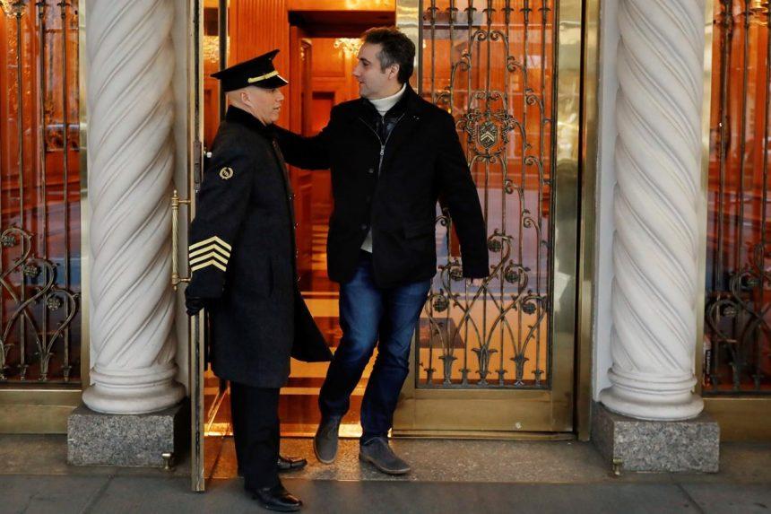 US: Trump's ex-lawyer deserves prison despite co-operation