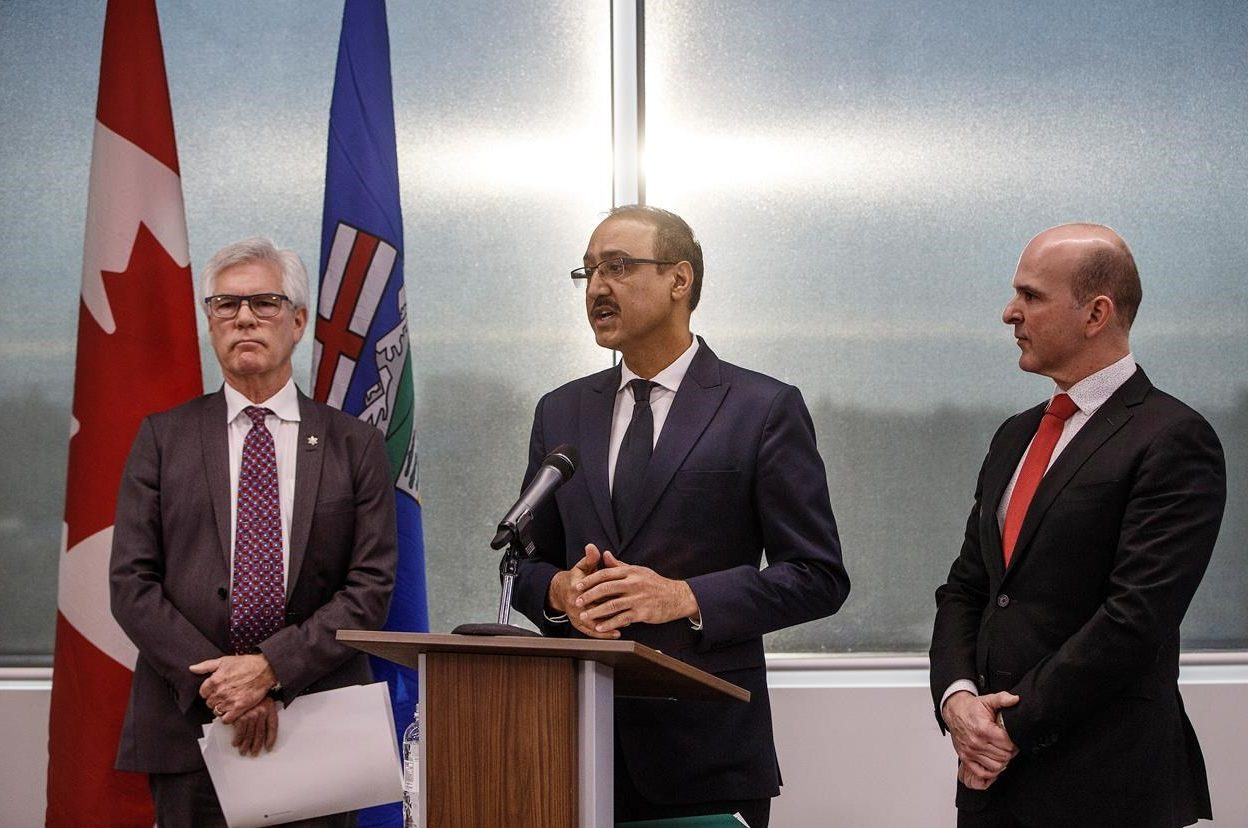 'A stronger Alberta:' Ottawa announces $1.6B for Canada's oil and gas sector