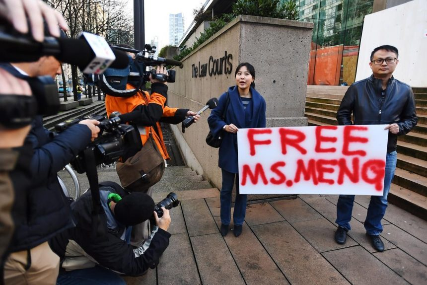 Huawei senior executive is not a threat to jump bail: lawyer assures court