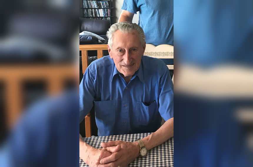Police expand search for 93-year-old man