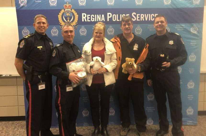 Police now providing teddy bears for kids in crisis