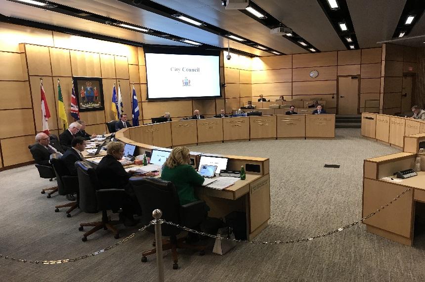 Maple Leaf Pool dominates 1st night of city budget debate