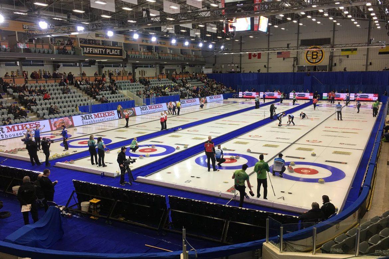 Estevan happy to host curling's Canada Cup