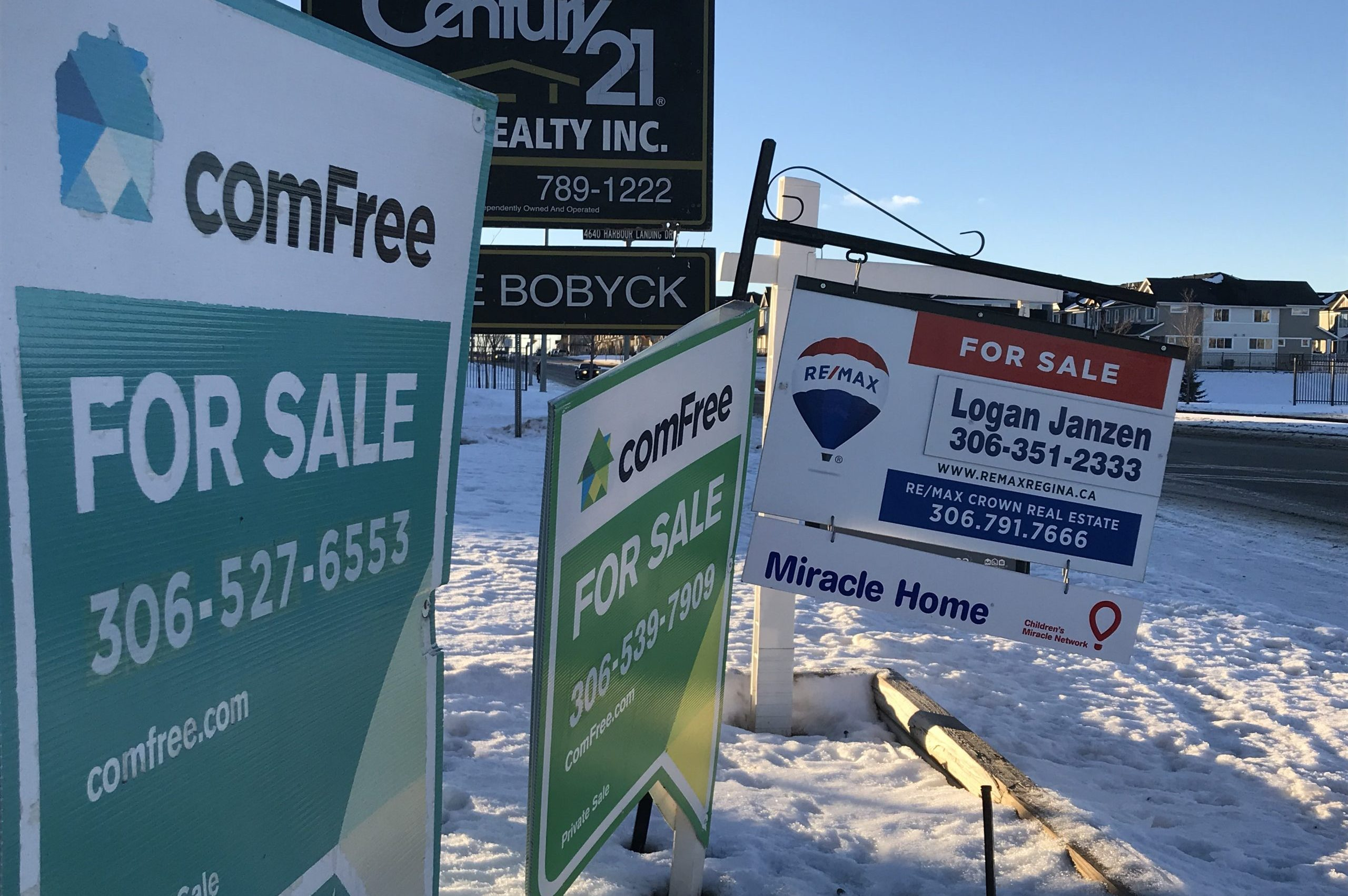 Soft Regina housing market leaves sellers in the lurch