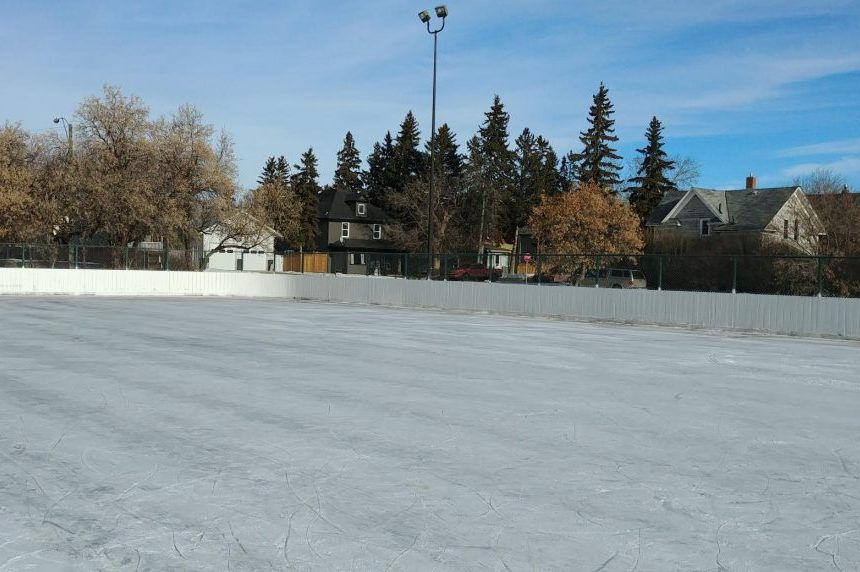 Seven of Moose Jaw's outdoor rinks now open
