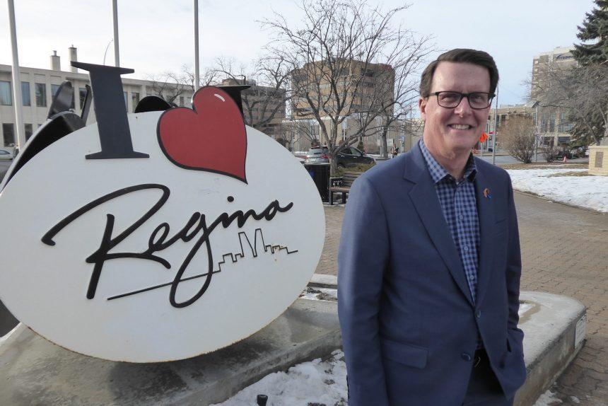 Ride-sharing, Railyard Renewal: Regina mayor looks to 2019