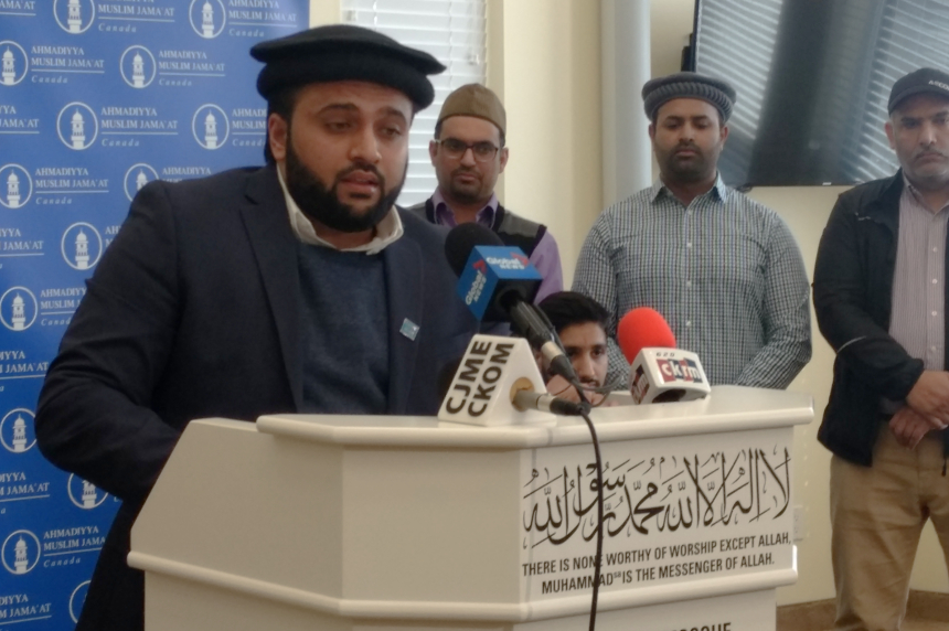 Ahmadiyya Muslims in Regina invite public to visit mosque
