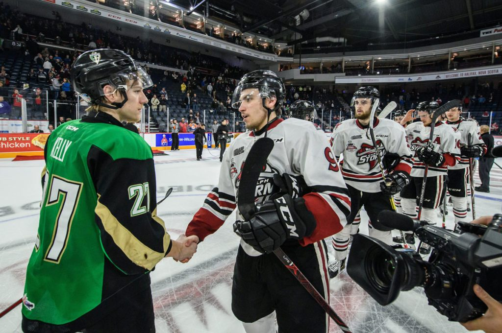Raiders Bow Out Of Memorial Cup But Have Plenty To Be Proud Of