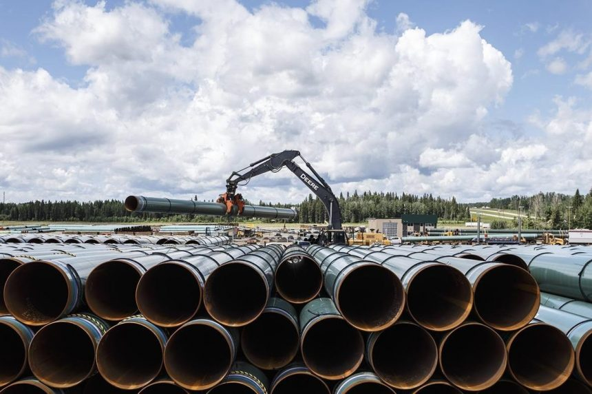 It's almost impossible': Frustration in Regina over pipeline