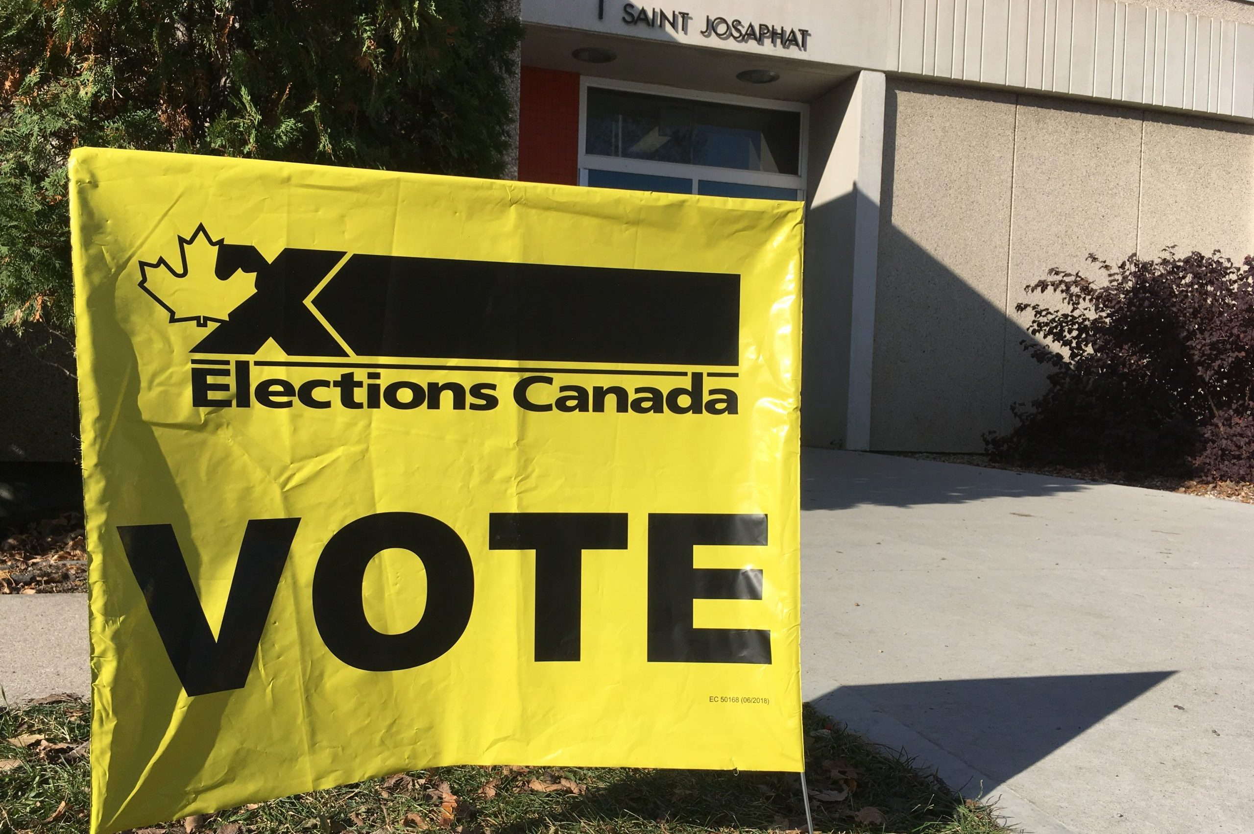 Activist Tries To Change The Electoral System From Regina Qu