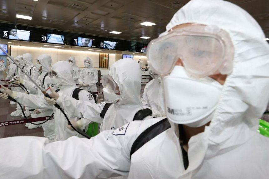 Virus cases top 100,000 across 90 nations