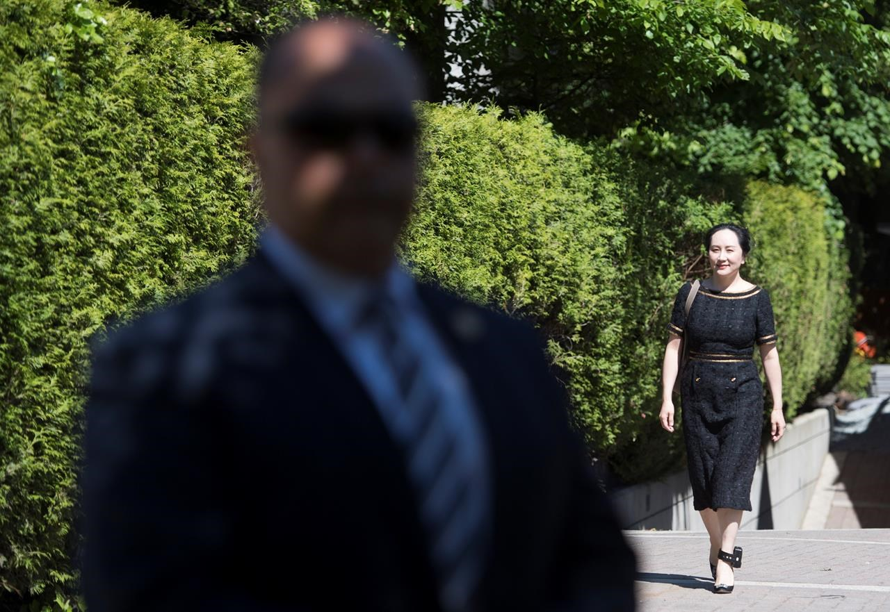 Judge Rules Huawei CFO's Extradition Case Can Go Forward