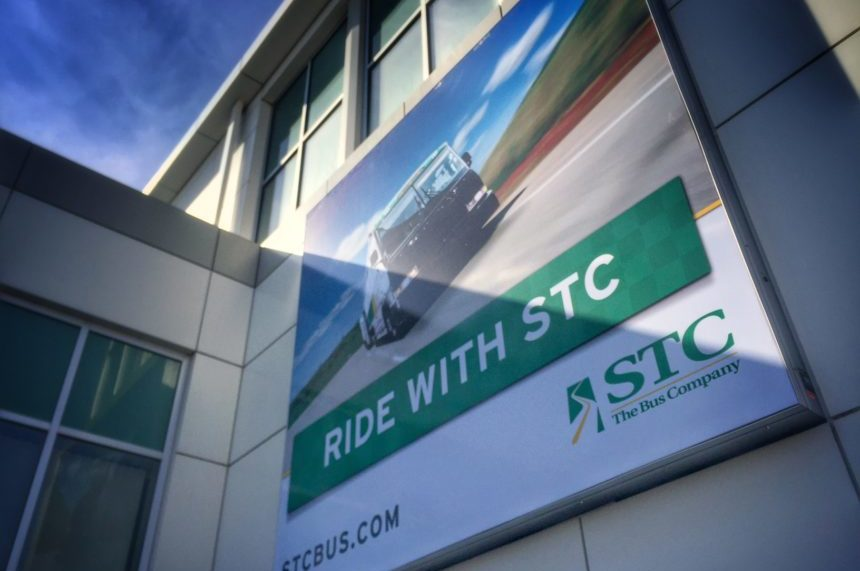 Province eliminates STC bus service