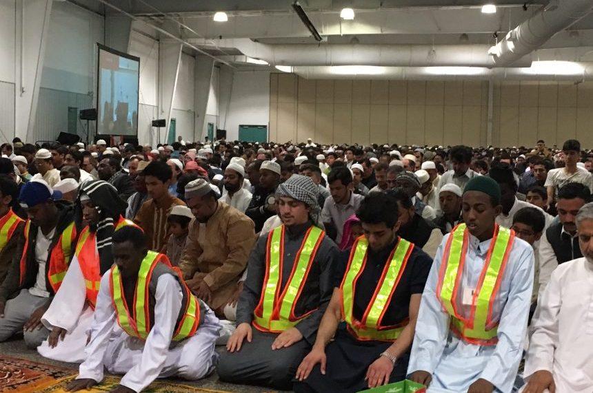 Saskatoon's largest Eid celebration packs Praireland Park