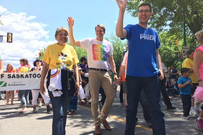 Record-setting year for Saskatoon Pride parade