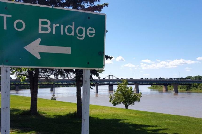 Prince Albert council eyes toll on Diefenbaker Bridge
