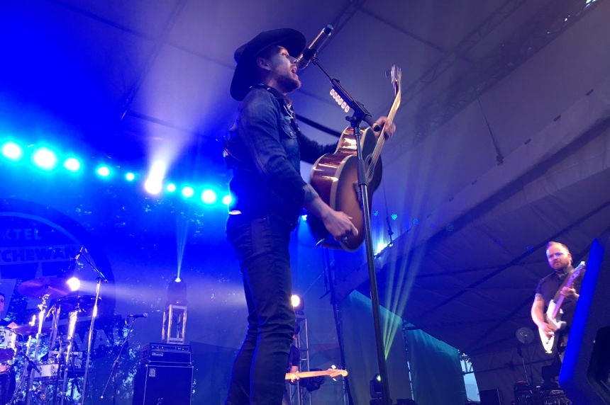 Successful opening weekend for Sask. Jazz Festival