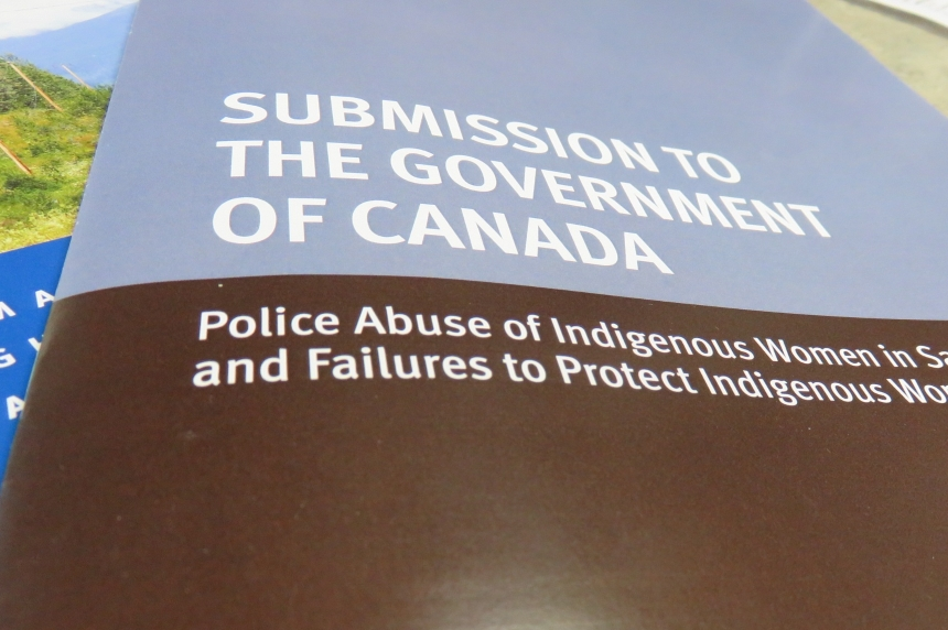 Sask. police abuse of Indigenous women widespread: report