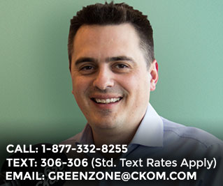 The Green Zone with Jamie Nye the Sports Guy
