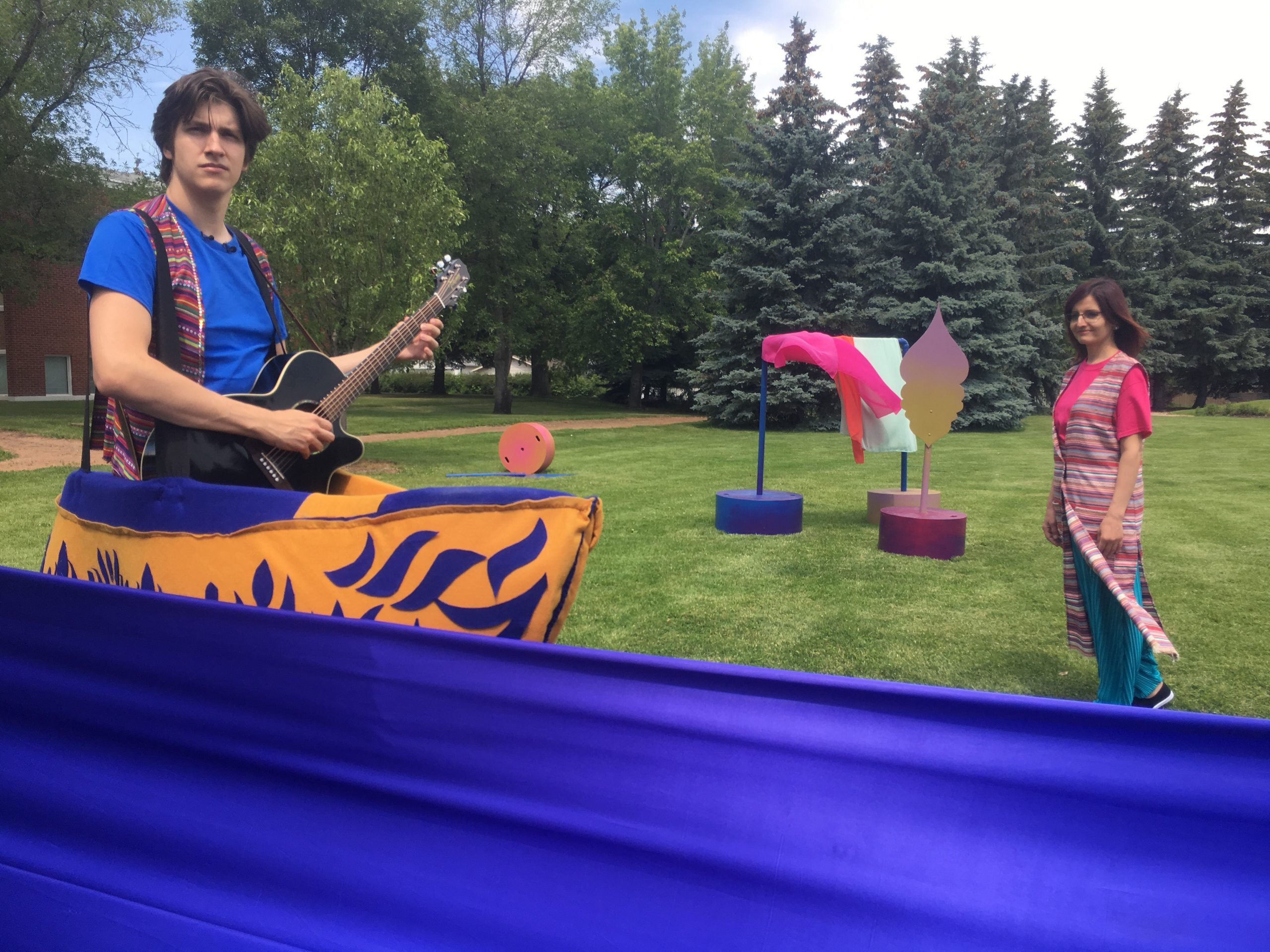 Syrian folktale comes to Saskatoon's Theatre in the Park