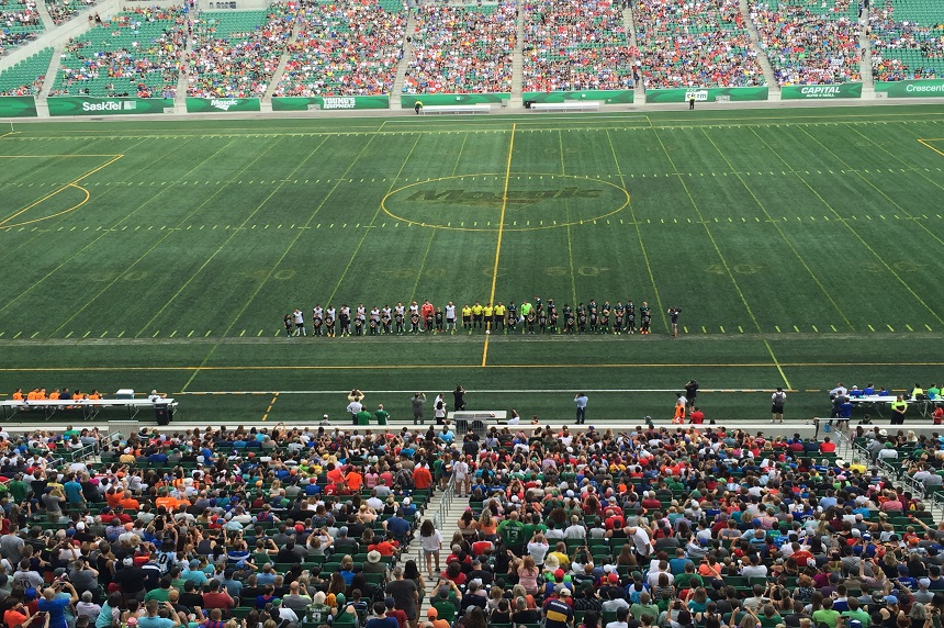 Soccer Day a hit in Saskatchewan