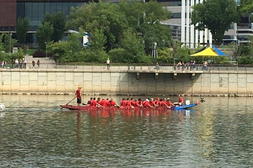 FMG Dragon Boat Festival draws hundreds to Rotary Park