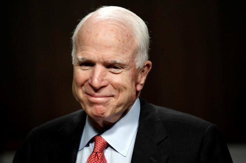Presidents, lawmakers honour McCain's life of service