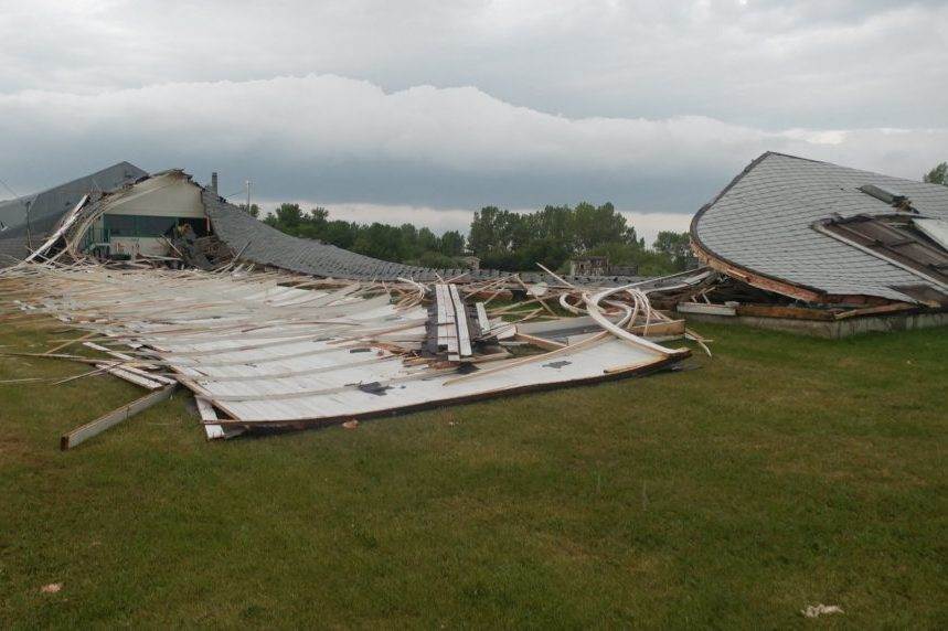 Strongfield hopes to rebuild curling rink destroyed by storm