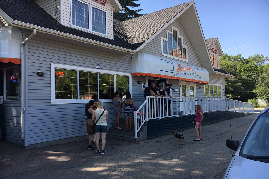 Saskatoon ice cream shop makes best in Canada list
