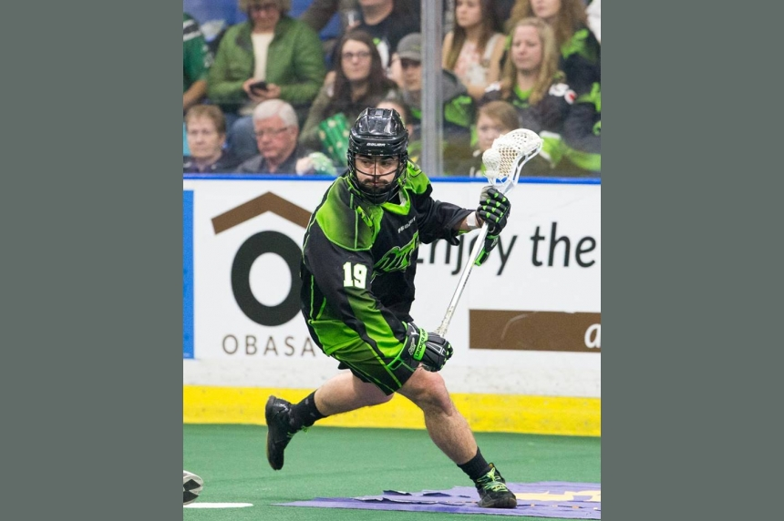 Jones Shines against old team in Rush playoff win