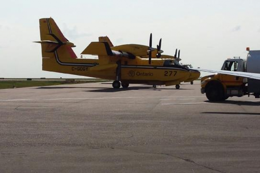Lac La Ronge Chief seeks volunteers on fire front lines