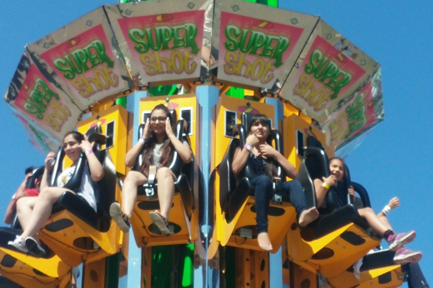 Final day of the Ex attracts Saskatoon's thrill seekers
