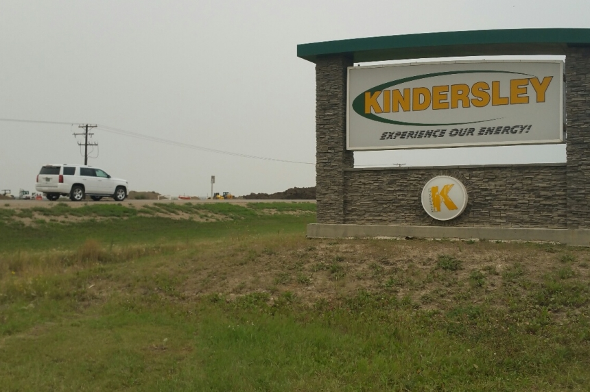 Kindersley continues to weather oil slump