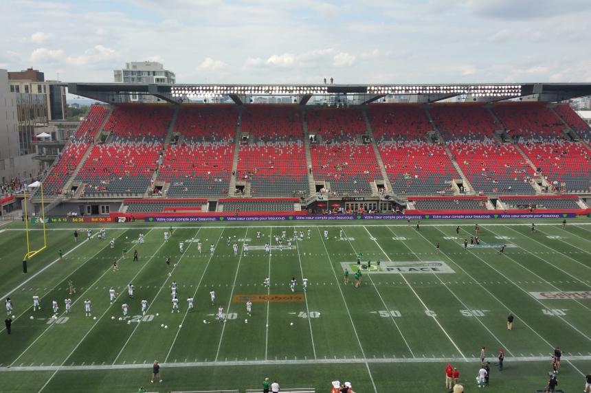 GAME DAY: winless Riders in Ottawa facing RedBlacks