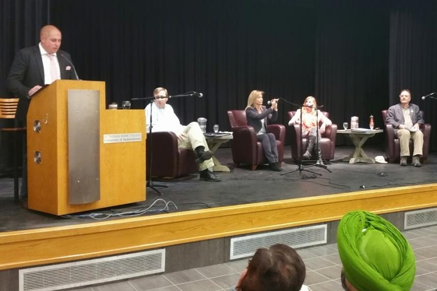 Saskatoon-University MP hopefuls square off in first debate