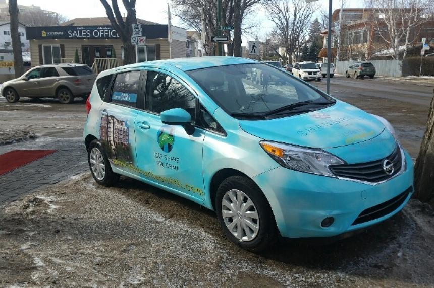 New condo offers first-of-its-kind carshare program