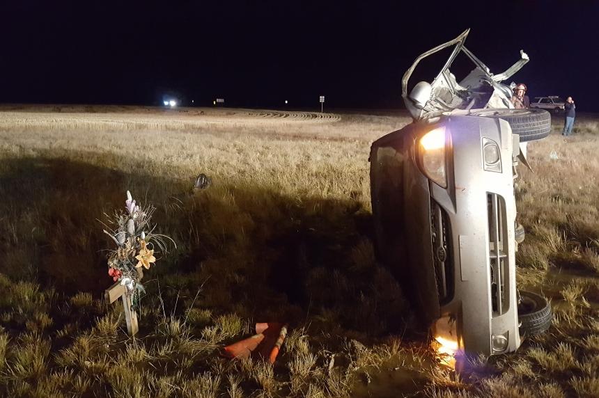 Communities mourn teen killed in crash northwest of Saskatoon