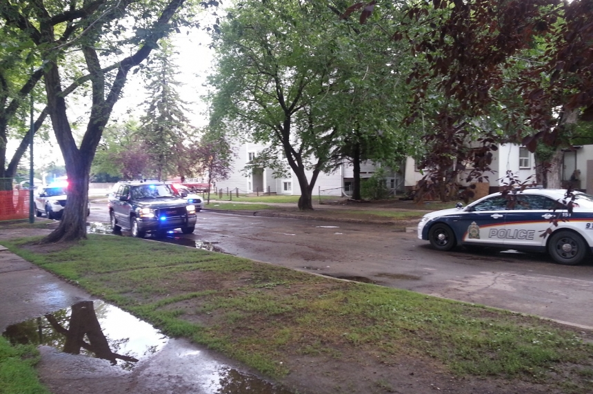 Police lay charges in Saskatoon axe attack