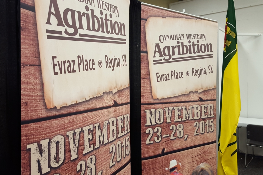 Regina gets ready for Agribition 2015