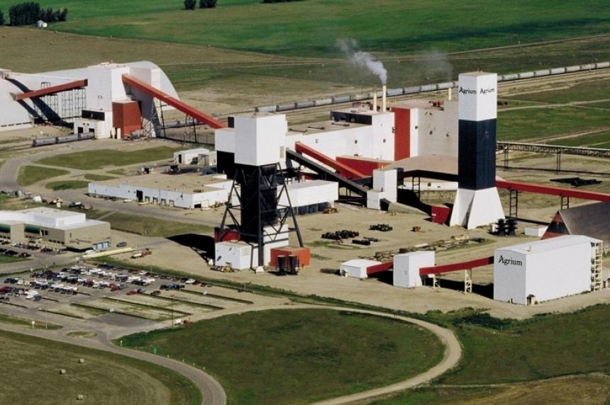 Nutrien lays off employees at Vanscoy mine