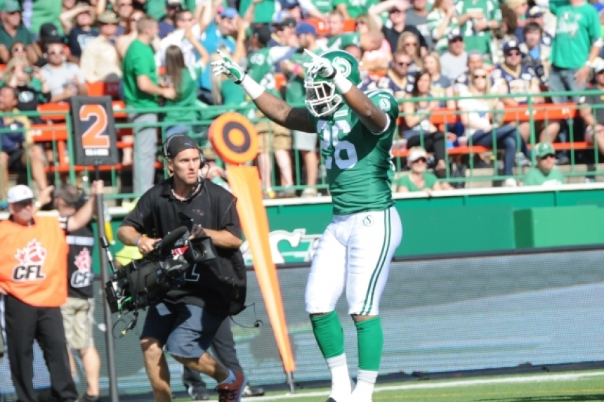 'My favourite place:' Anthony Allen returns to Riderville