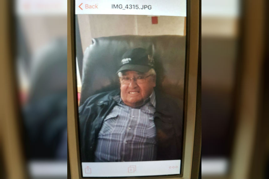 Saskatoon police locate man with early onset dementia
